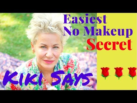 The Easiest No Makeup Secret - You Can Do This!