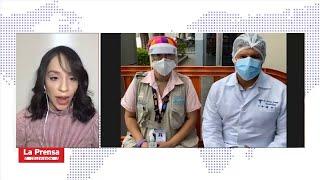 Entrevista con el viceministro de Salud de Honduras
