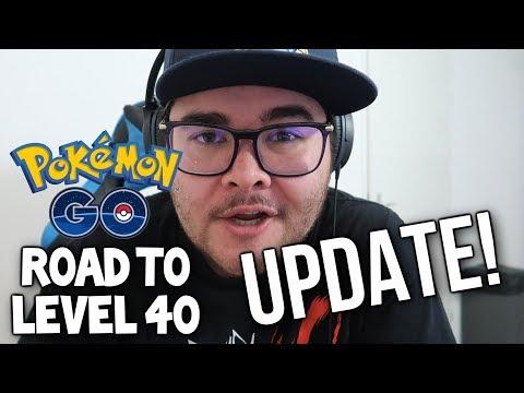 connectYoutube - IMPORTANT UPDATE! - POKEMON GO ROAD TO LEVEL 40 - SEASON 2