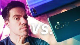 Nokia 7 Plus vs Honor 10 - Midrange stand-off