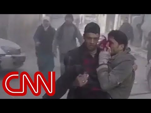 connectYoutube - 250 deaths in two days in Syria's Eastern Ghouta