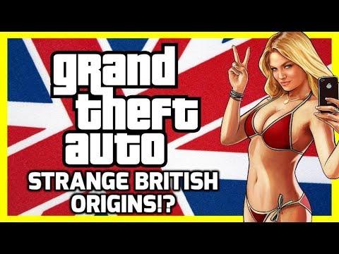 connectYoutube - Grand Theft Auto - The Strange British History - THGM