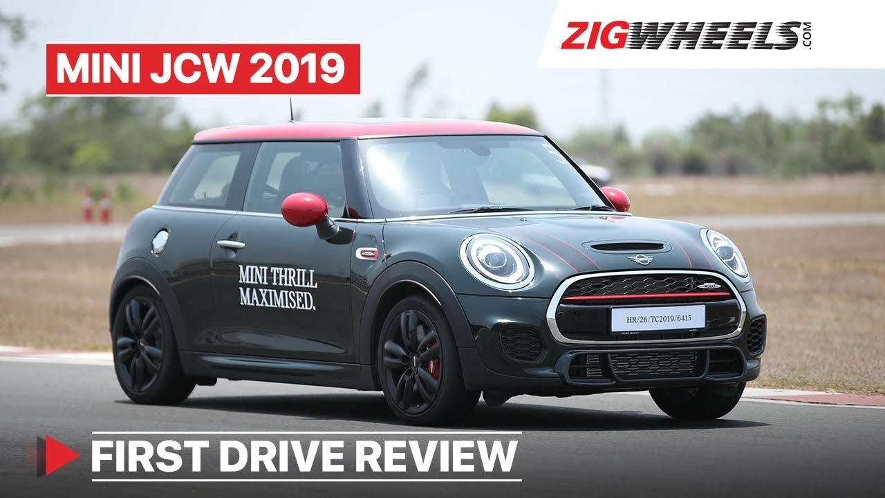 MINI JCW 2019 | First Drive Review | Just Another Cooper S Or A Whole Lot More?