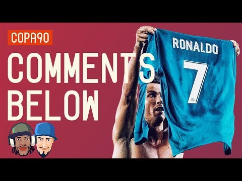 Ronaldo Smashes Barcelona Before Red Card  | Comments Below