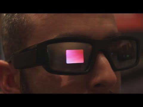 connectYoutube - The Blade AR glasses fix Google Glass' big problems