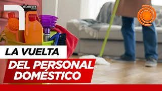 Vuelve el servicio doméstico en Córdoba: las condiciones