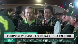 Segunda vuelta presidencial en Perú, China vacunará adolescentes y protestas en Venecia