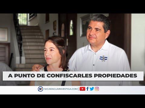 Victoria Cárdenas denunció que el gobierno está a punto de confiscar las propiedades de su mamá