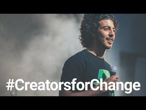 connectYoutube - YouTube Creators for Change: Omar Hussein