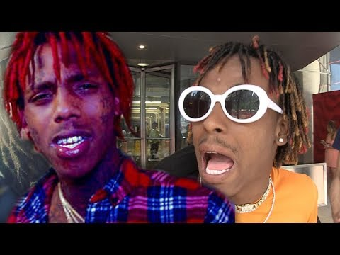 connectYoutube - Famous Dex Goes Off on Rich The Kid and Fake Rappers after Lil Uzi Vert Said Don't Sign to Rappers