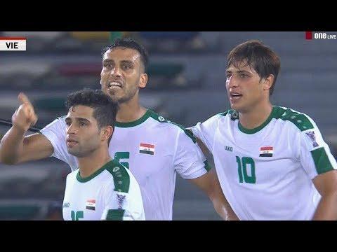 ملخص مباراة العراق 3-2 فيتنام | كأس آسيا 2019