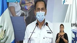 Ministro confirma 231 nuevos casos de COVID-19 en Guatemala para llegar a 2743