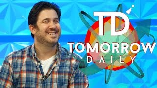 TJ Fixman on becoming a game and movie writer (Tomorrow Daily 356)