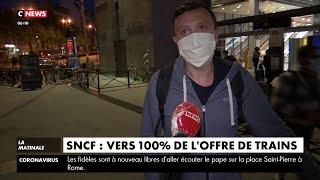 SNCF : vers un retour à la normale