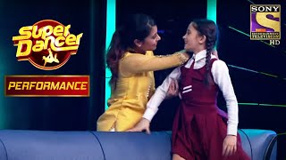 Shagun And Aishwarya's Mother-Daughter Acts Makes Everyone Emotional! | Super Dancer Chapter 2 - SETINDIA