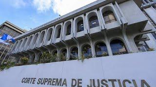 Presentan nueva denuncia contra magistrados de la CC
