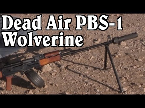 connectYoutube - Dead Air PBS-1 Wolverine AK Suppressor