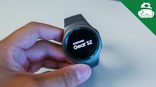 Samsung Gear S2 Unboxing and First Impressions