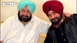 Amarinder Singh, Navjot Sidhu To End The Chill With Tea Party Tomorrow - NDTV