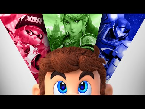 10 Best Nintendo Games Of All Time