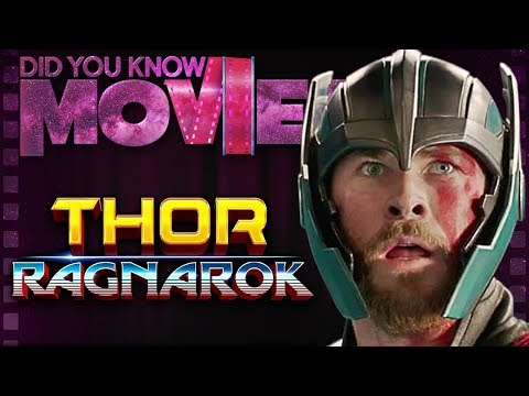 connectYoutube - Thor: Ragnarok – How to Make The APOCALYPSE Fun! | Did You Know Movies