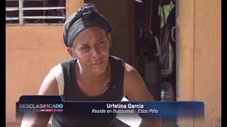 Desclasificado con Addis Burgos Pobreza por dentro parte  1/4