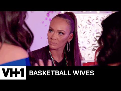 Jackie Christie's Daughter Chantel Approaches Evelyn   Basketball Wives