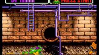 Прохождение Черепашки ниндзя(Sega)1.avi