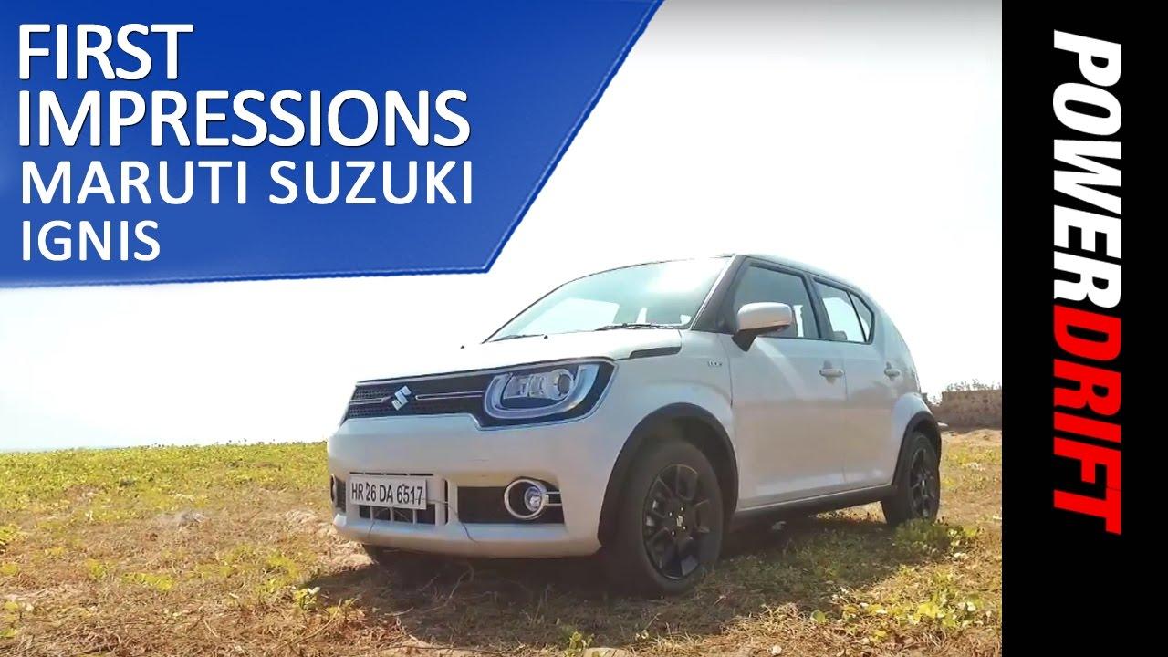 New Maruti Suzuki Ignis : 5 things you need to know : PowerDrift