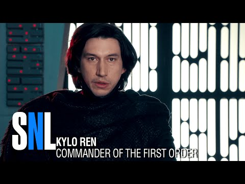 connectYoutube - Star Wars Undercover Boss: Starkiller Base - SNL