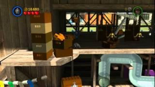 Прохождение LEGO Harry Potter Years 1-4(PC) Часть 6