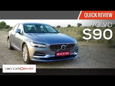 Volvo S90 | Quick Review