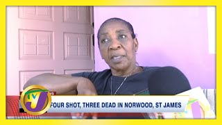 4 Shot, 3 Dead in Norwood, St James, Jamaica - January 16 2021