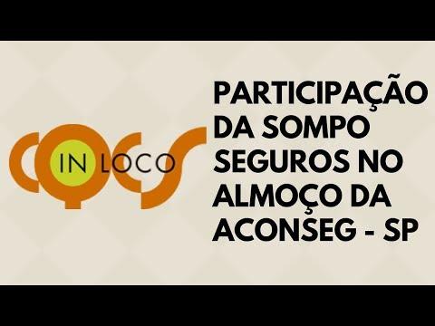 Imagem post: Participação da Sompo Seguros no almoço da ACONSEG-SP