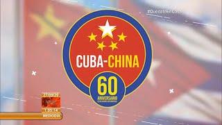 Recuerda Díaz-Canel inicio de relaciones diplomáticas entre Cuba y China