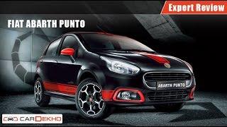Fiat Abarth Punto | Expert Review | CarDekho.com