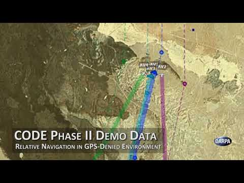 Collaborative Operations in Denied Environment (CODE) Phase 2 Flight Tests
