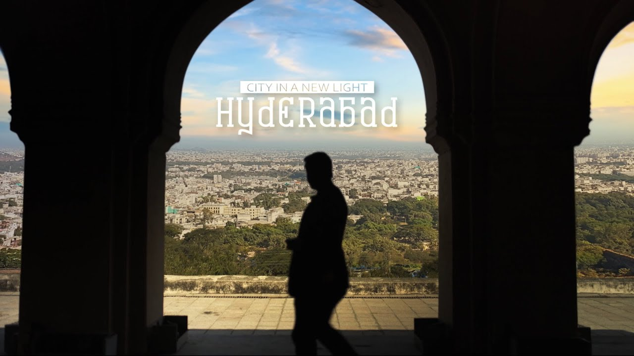 City in a New Light : Hyderabad : PowerDrift
