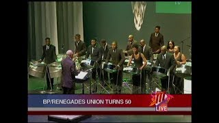 BP Renegades Turn 50 In Fine Style