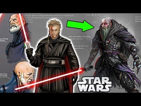 DARK SIDE Obi-Wan Kenobi from Dagobah - Star Wars Explained