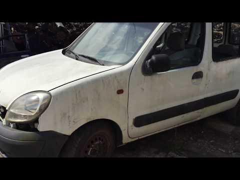 Renault Kangoo 2003 m dalys