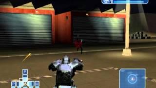 Игра IronMan Железный ЧеловекБой С Наёмниками