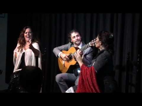 Virginia Gámez & Rocío Bazán & Curro de María