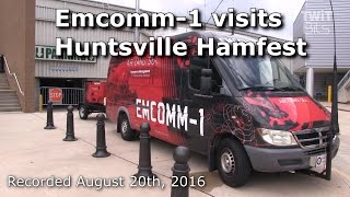 Emcomm - 1 Visits Huntsville