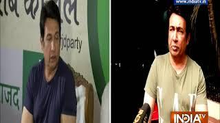Shekhar Suman appeals for CBI enquiry in Sushant Singh Rajput's suicide case - INDIATV