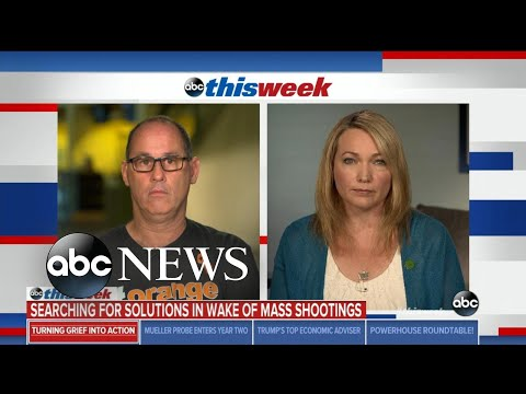 Parent who lost child to school shooting says focus needs to be on 'prevention'