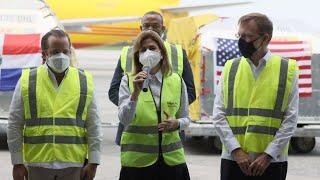 #EmisiónVespertina| Sale de China avión con un millón y medio de vacunas contra Covid-19