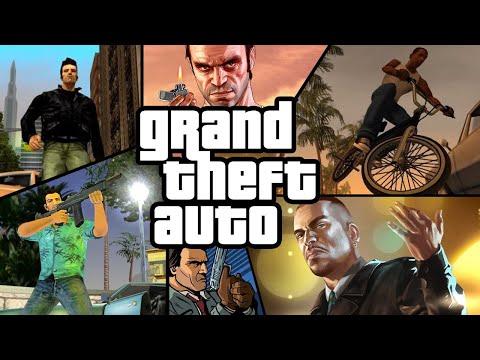 10 Best GTA Games - Ranked