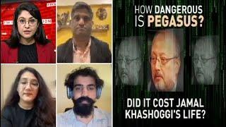 How Dangerous Is Pegasus Spyware? | FYI - NDTV
