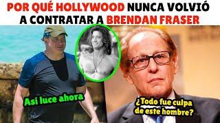 Por qué Hollywood no contrata a Brendan Fraser